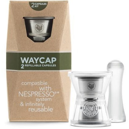 Waycap Coffee Capsules.  2 pack.