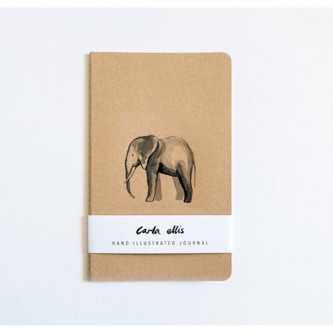 Journal Elephant