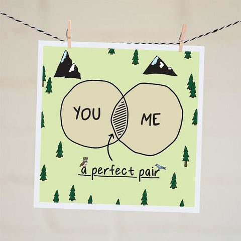 You/Me A Perfect Pair