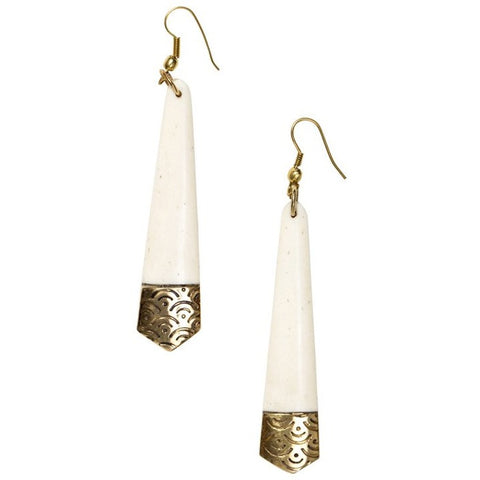 Anika Tapered Earrings
