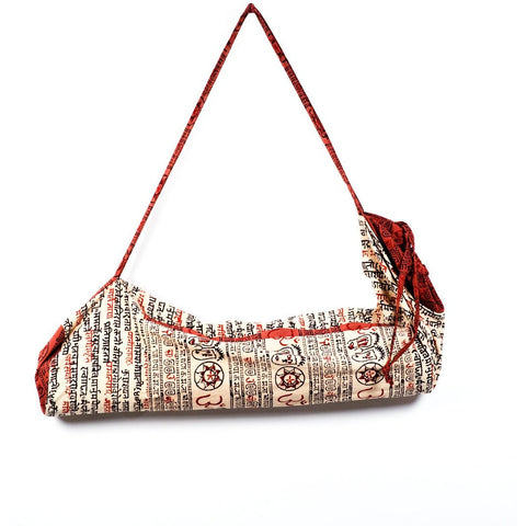 Sanskrit Yoga Bag