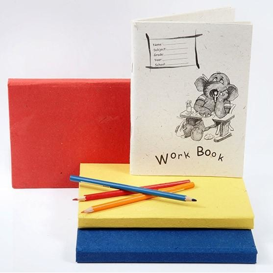 Elephant Work Book