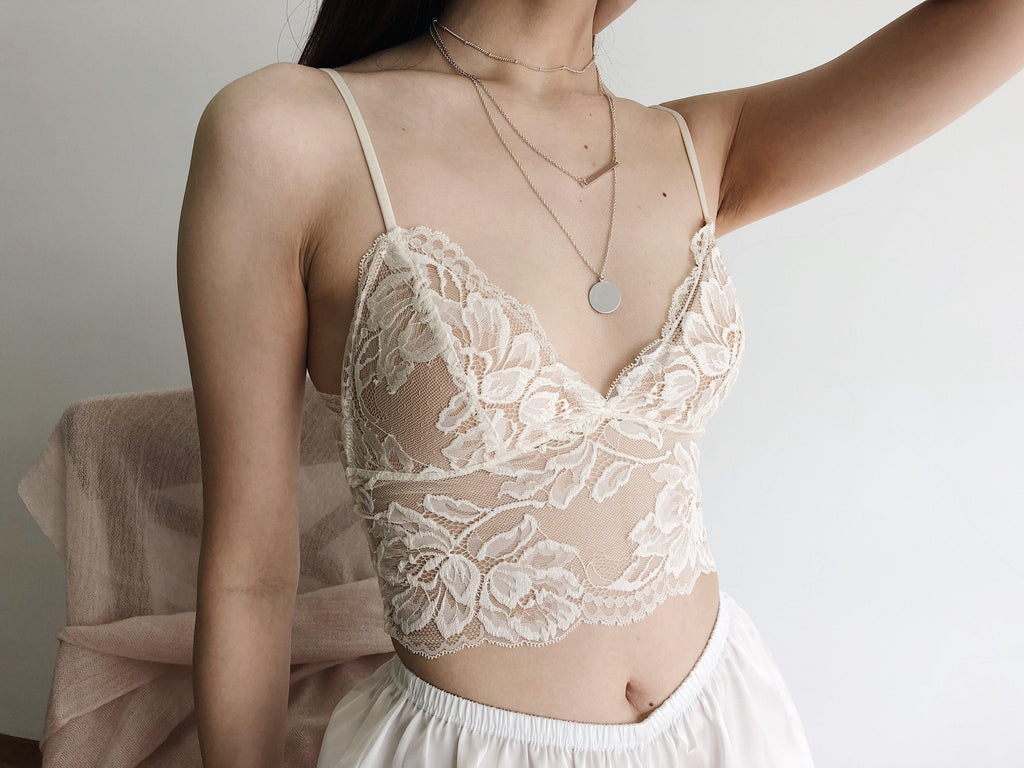 Lace Bralette In Malaysia