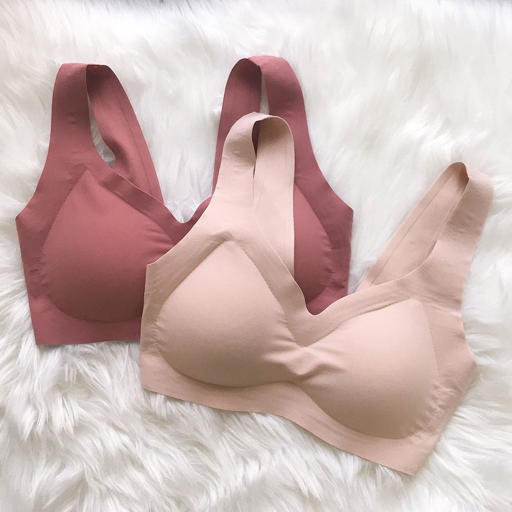 Where to buy wireless seamless bra Best Malaysia shop top 10 recommended nude uniqlo airy bra review  Singapore beautiful quality Brunei breathable comfy pretty underwear innerwear brand light smooth invisible bralette Hong Kong terbaik bra cantik selesa kualiti paling bagus murah Jakarta 马来西亚文胸罩新加坡无痕内衣文莱代购正品香港台湾