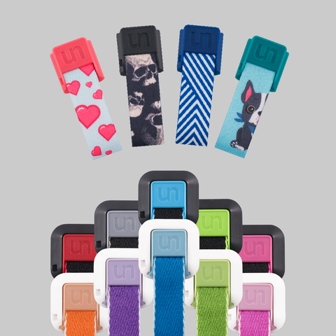 Colors + Pattern Straps Bundle