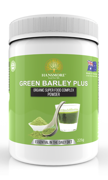 Green Barley Plus
