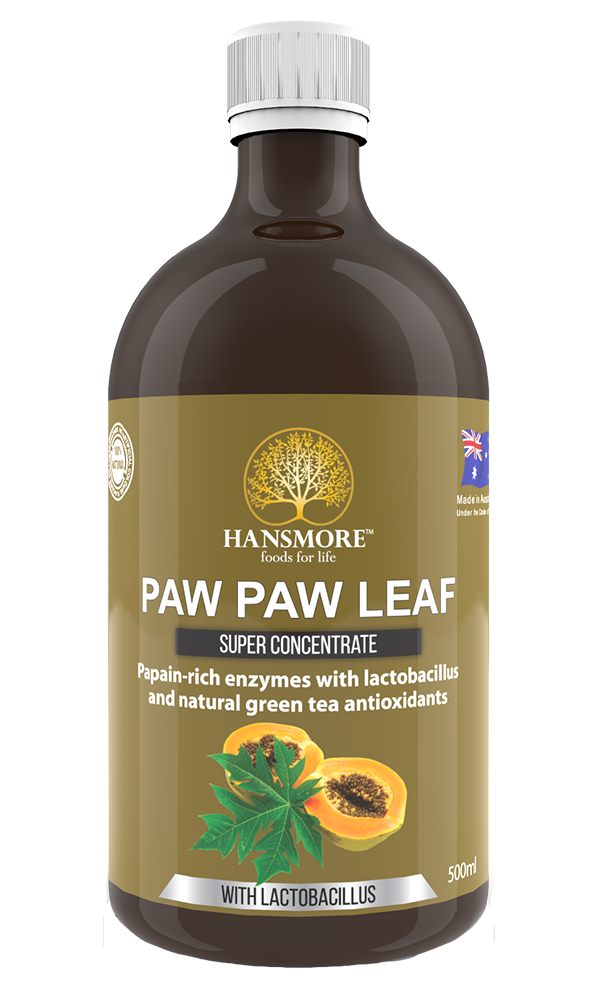 Paw Paw Leaf Super Concentrate