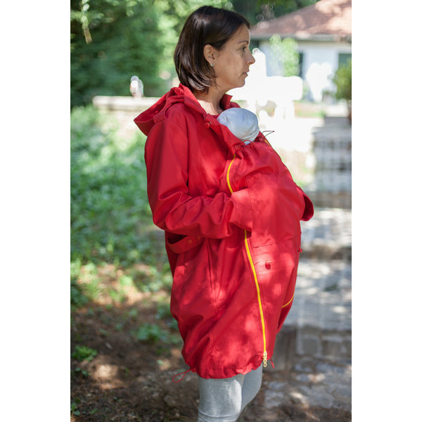 babywearing coat AUTUMN 2017