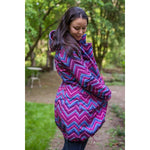 babywearing coat, KNITTED