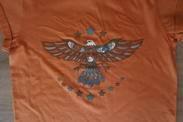 Ladies Freebird Tee - Clay