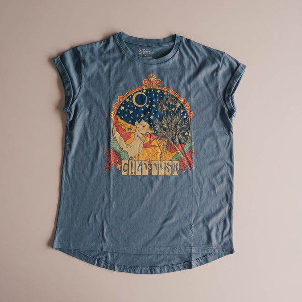 Ladies Gold Dust Tee