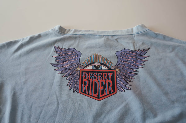 Ladies Desert Rider Sloppy Joe - Powder Blue
