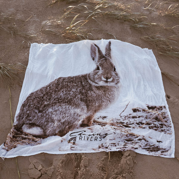 Muslin Wrap - Cottontail