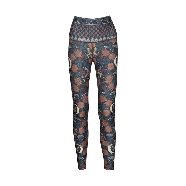 Leggings - Diamond Skies Midnight