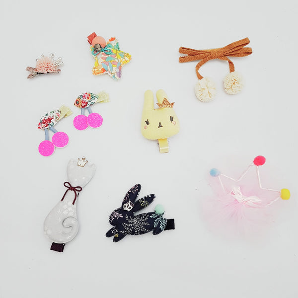 Happy Bag No. 2 - Hair Clips