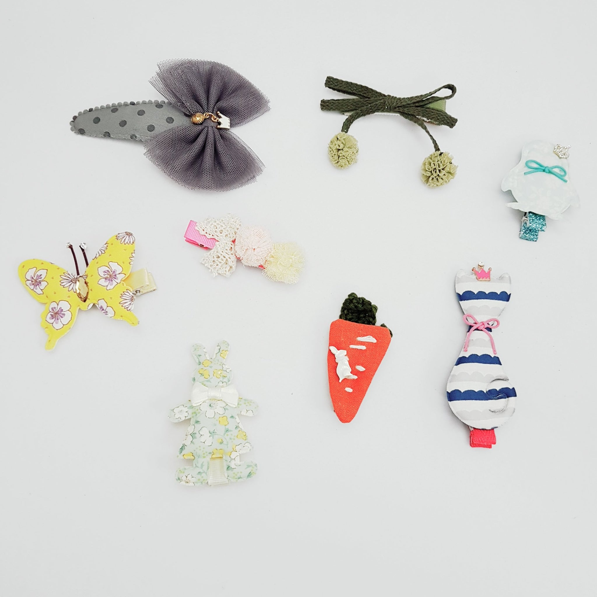 Happy Bag No. 5 - Hair Clips