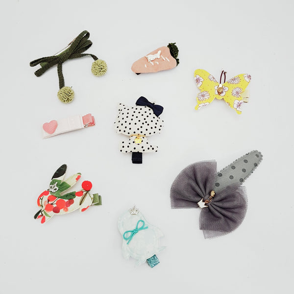Happy Bag No. 7 - Hair Clips