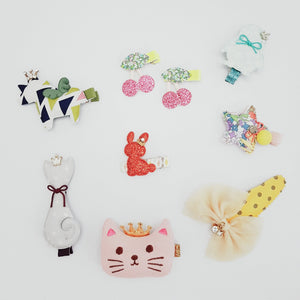 Happy Bag No. 9 - Hair Clips