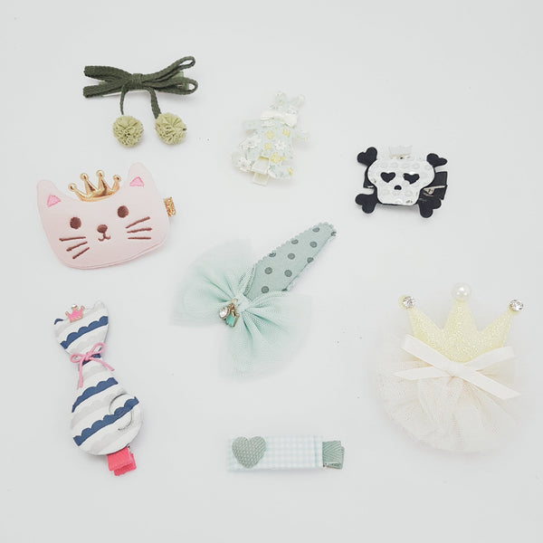 Happy Bag No. 10 - Hair Clips
