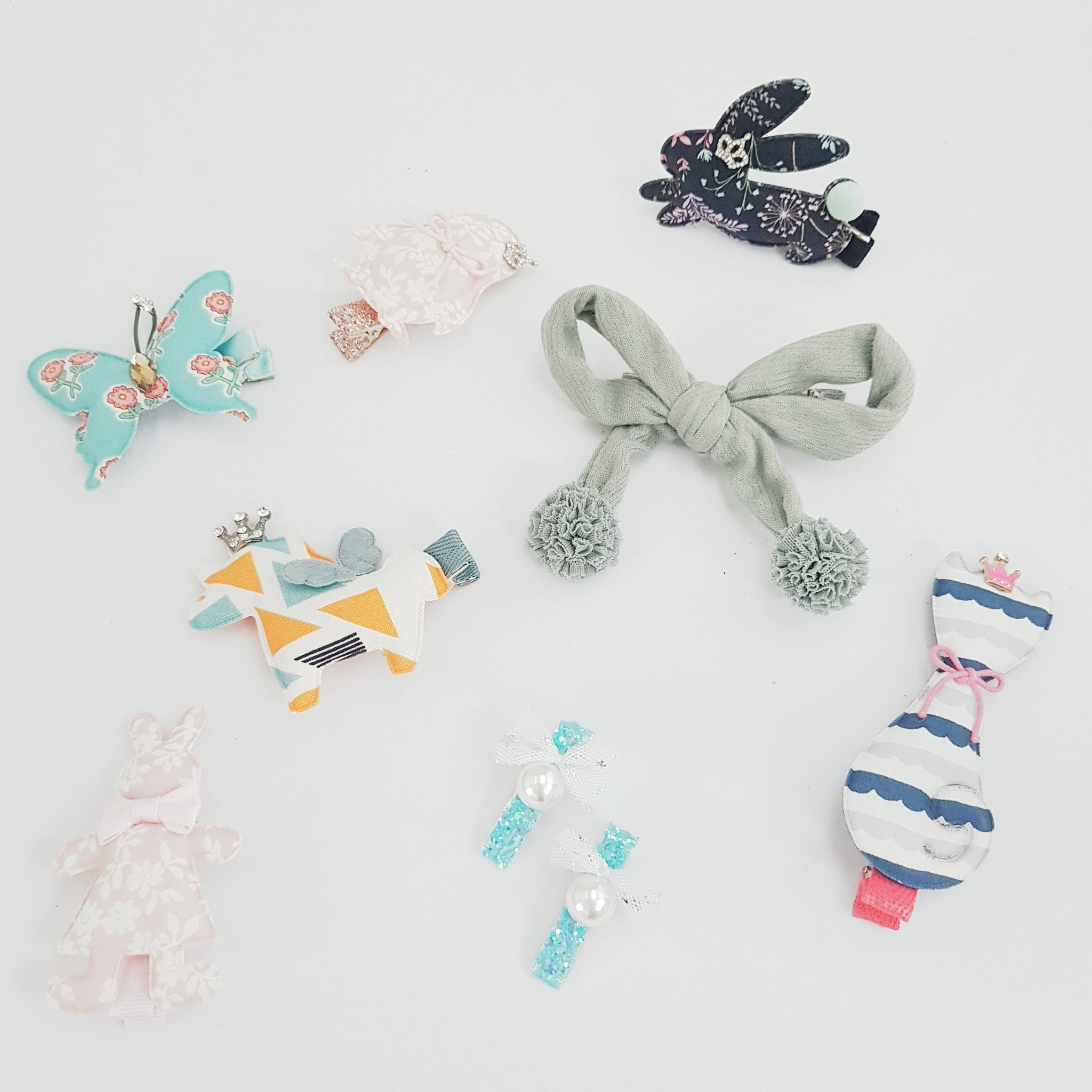 Happy Bag No. 11 - Hair Clips