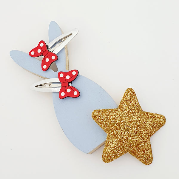 mousse star clip set