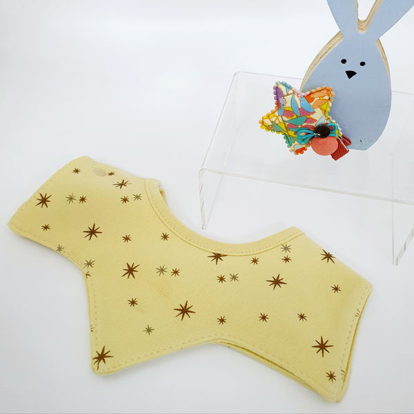 star cape bib set [cape bib + hair accessory] (7 designs)