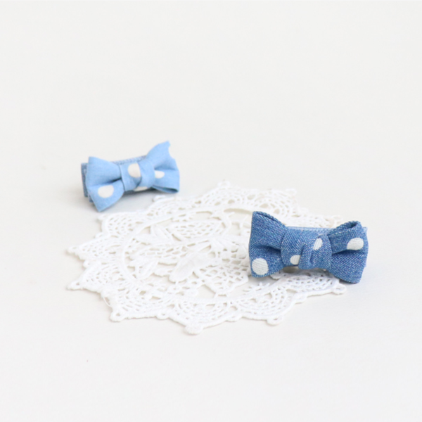 blue ribbon non-slip grip pin (2 colours)