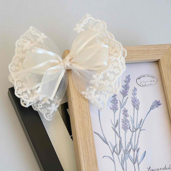 flower embroidery lace ribbon