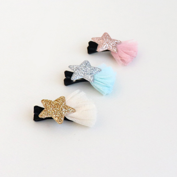 night sky deep non-slip tong clip (3 colours)