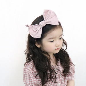 wrap around big ribbon headband (3 colours)