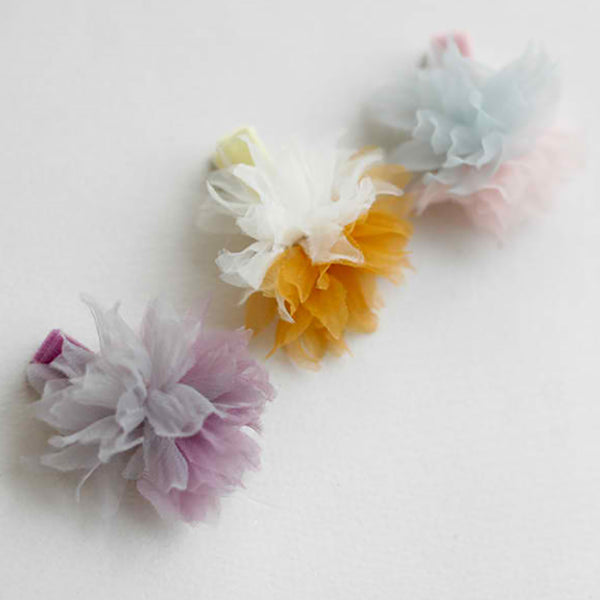 royal petals Songyi non-slip grip pin (3 colours)
