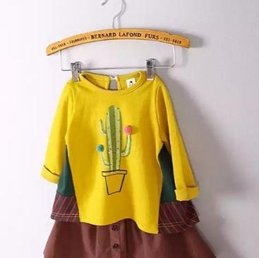 low-back cactus casual top