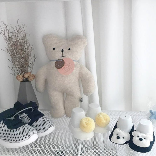 baby socks for newborn to 30 months - cuddle bear