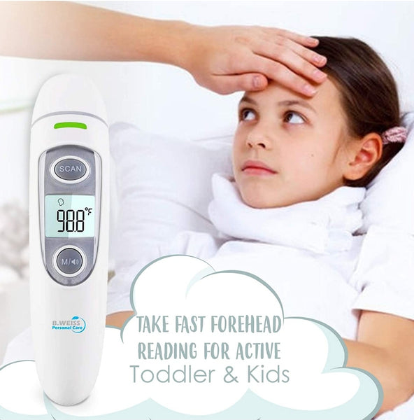 B. WEISS Infrared Forehead and Ear Thermometer