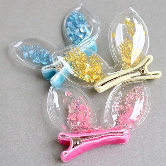 ribbon tapping non-slip tong pin (3 colours)