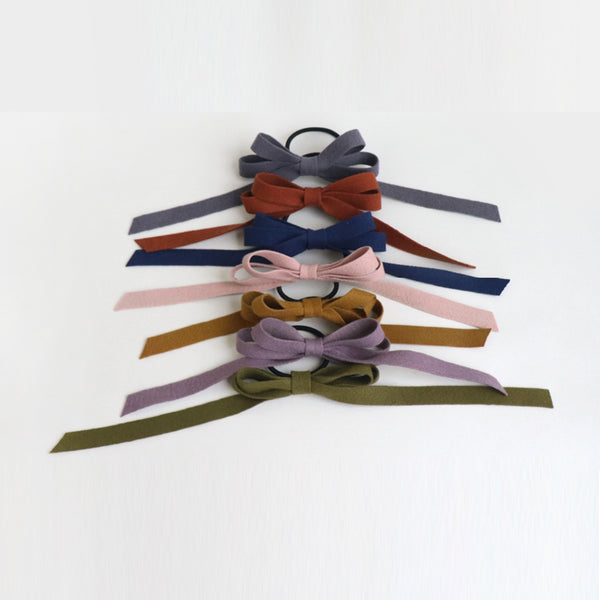 ribbon bundle tie (7 colours)