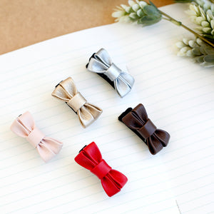 small ribbon non-slip grip pin (5 colours)