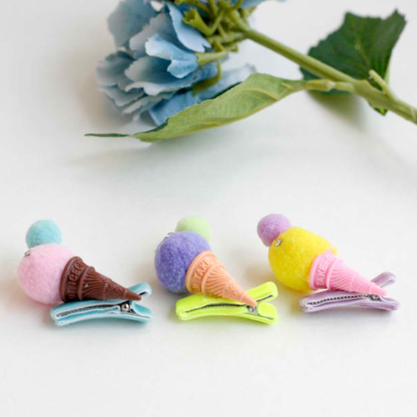 sugar ice cream non-slip clip (3 colours)