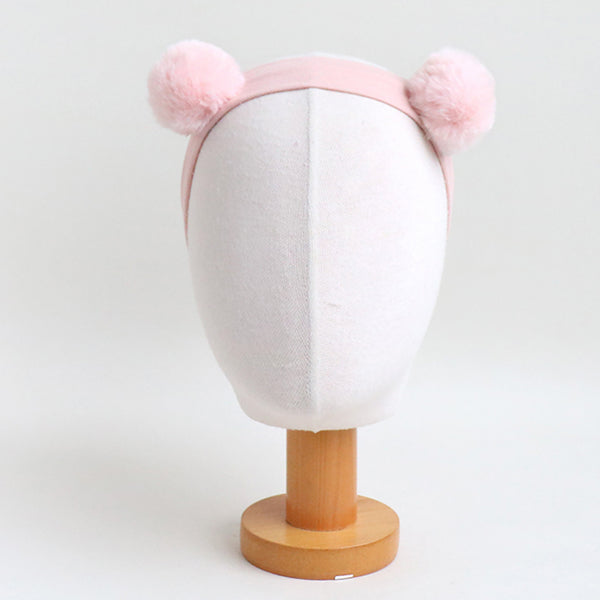 bunny furball baby band (5 colours)