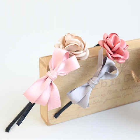 lady camelia headband (2 colours)