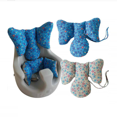 P-edition Integral Baby Chair Newborn Cushion Set (4 design sets)