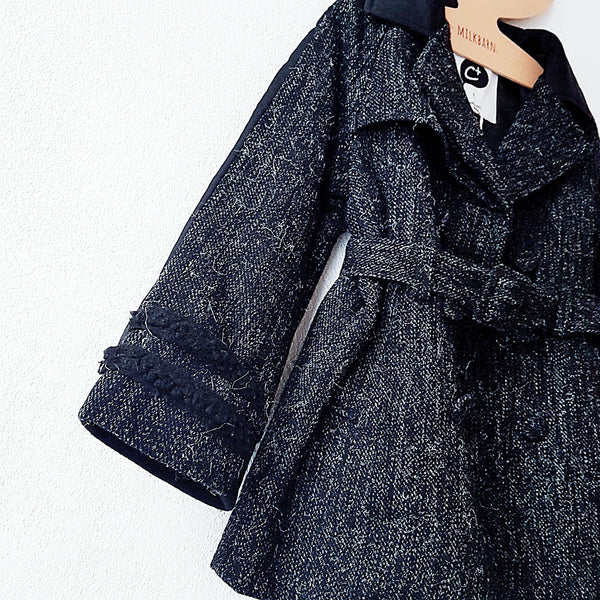 urban chic trench coat