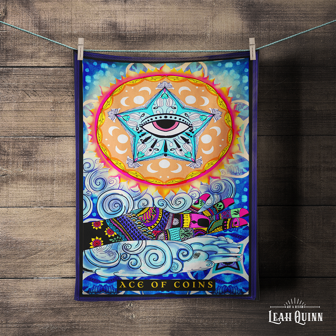 Tea Towels by Leah Quinn Design