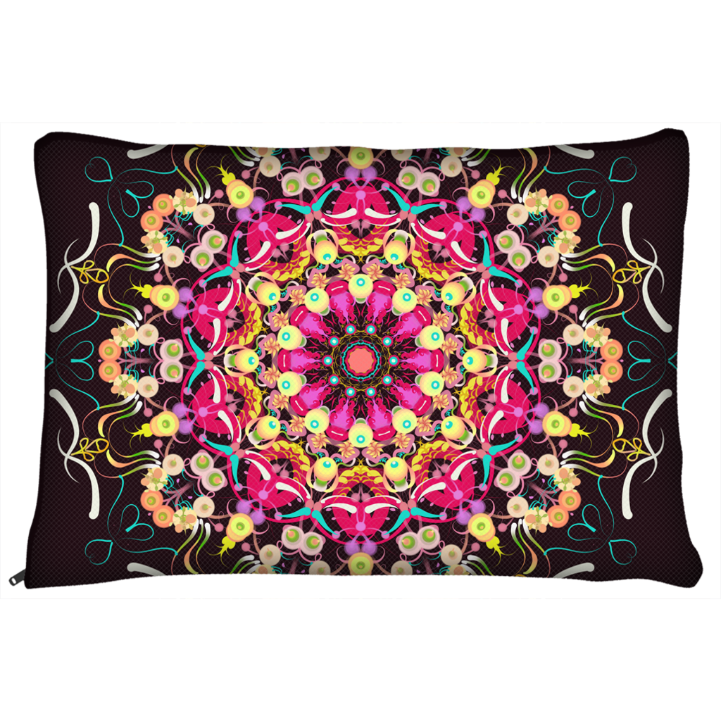 Mandala Love Designer Dog Beds