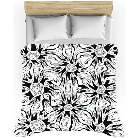 'Tripping Daisy' Duvet Covers