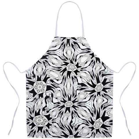 'Tripping Daisy' Apron