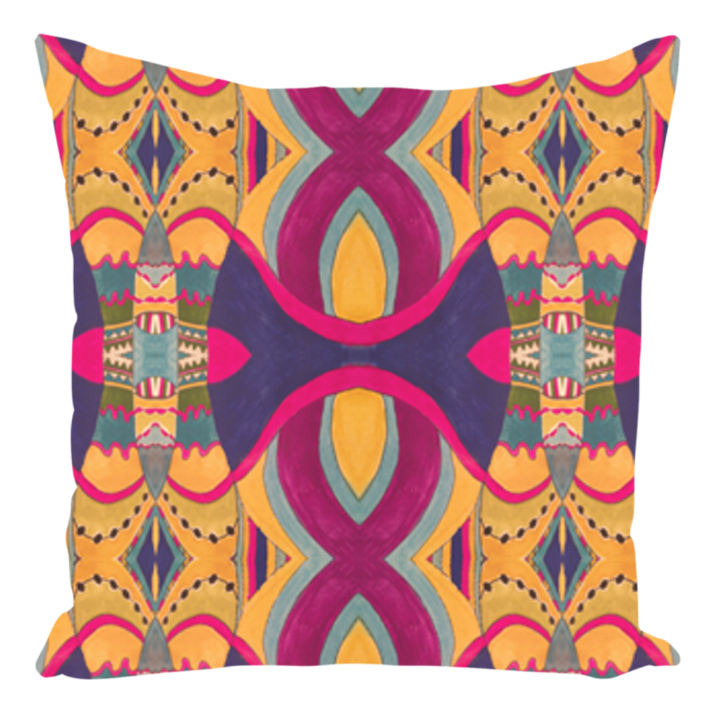 'Daphne' Throw Pillows