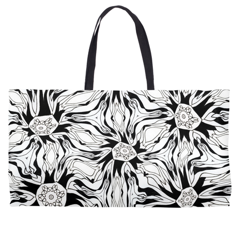 'Tripping Daisy' Weekender Tote Bag