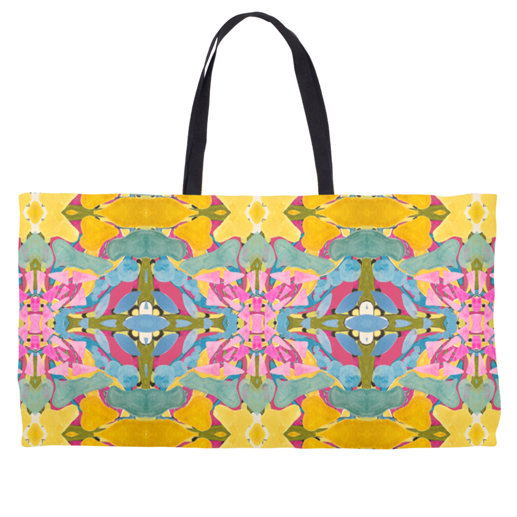 'Georgie's Peaches' Weekender Tote Bag