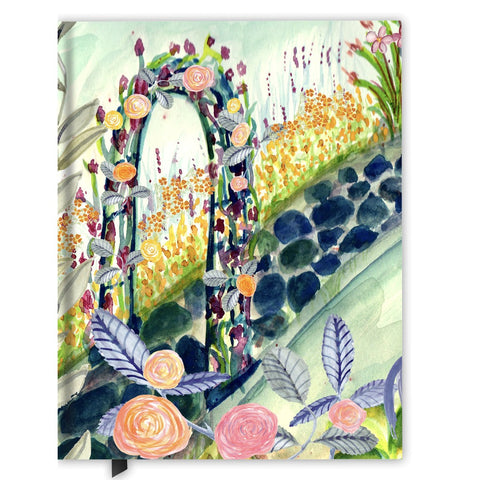 Gertie's Rose Garden Journals & Notebook